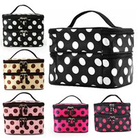 bag travel - Makeup Cosmetic Bags Toiletry Beauty Wash Case Organizer Holder Handbag For Travel
