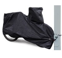 Wholesale Black Bicycle bike Cycling Rain and Dust Protector Cover Waterproof Protection Garage bicycle rain cover
