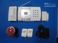 Wholesale Zone Voice Wireless PSTN Burglar Home Security Alarm Systems With Auto Dialer S926