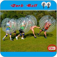 ball bubble game - Top Quality For Team Building Games Products Blower m1 mm TPU Inflatable Bumper Ball Bubble Soccer Zorb Body For Sale