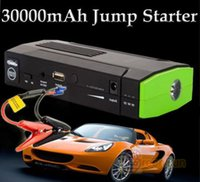 Wholesale 30000mAh Auto Car Jump Starter Power Bank Battery Charger Laptop Mobile Phone