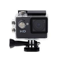 waterproof camera - Mini DV video Camera A7 HD P Camera inch LCD Degree Wide Angle Lens M Waterproof Mini Camcorders