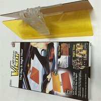 Wholesale By DHL SF FEDEX Car Sunshade Anti Glare Dazzling Goggle Day Night HD Vision Driving Sun Visor With Retail Box