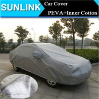 Wholesale Universal Car Cover Styling Indoor Outdoor Sunshade Heat Protection Waterproof Dustproof Snow Proof Anti UV Scratch Resistant Sedan Cloth