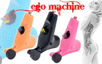 Wholesale Pro Rotary tattoo machine ego RCA high quality tattoo machines shader liner