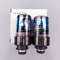 Wholesale 2pcs W D4S Car OEM HID Xenon Lamp Bulbs Mental Base K K K K K K K Auto Fog Light Car Headlights