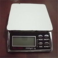 backlight definition - High Definition Backlight Household Scales g g LCD Display Digital Kitchen Scales Plastic Material Best Electronic Scales KL