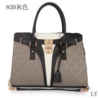 mk handbag - 2014TOP quality mix selling new arrival mk handbags Single shoulder messenger michael women messenger bag mk hand bag pu handbag rrtt