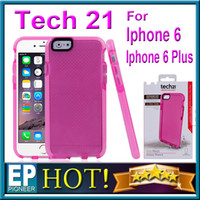 21 - 2015 New Product TECH Case For Iphone Case Iphone Plus Cases TPU Soft D30 Colorful Without With Retail Packaging