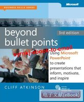 microsoft points - Beyond Bullet Points Using Microsoft PowerPoint to Create P