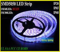 led light tape - 100M waterproof IP65 LED M V SMD single color Flexible led strip light white warm white leds M led tape