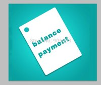 Wholesale Special link for Balance Payment