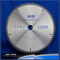 Wholesale 254x3 x60tx25 professional type TCT wood saw circular saw for cutting solid wood bar rod etc with other saw blade in stock