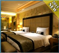 Wholesale 2015 good quality fashion hot Star Chinese Wooden Hotel Bedroom Furniture Set in dongguan factory