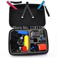 Wholesale Large Size Shockproof EVA Storge Carry Bag Portable Case for GoPro Hero HD Black