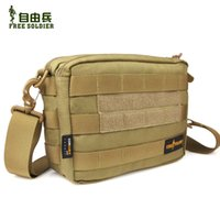 artwork service - Military EDC Handbags outdoor travel multifunctional service MOLLE system Messenger Bags waist pack CORDURA NYLON YKK ZIPPER