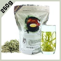 baihao yinzhen tea - 250g Organic AAAAA Silver Needle White Tea Baihao Yinzhen Anti old Tea Bai Hao Yin Zhen