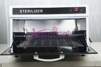 Cheap Free shipping Pro UV Ultraviolet Tool Sterilizer Sanitizer Cabinet Beauty Salon Spa Machine