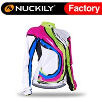 Wholesale Nuckily Classic design cycling jersey high quality mountain bicycle racing cycle clothing manufacturer for cycling wear