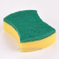 Wholesale Novelty Household Magic Sponge Cleaner Cleaning Sponges Kitchen Washing Sponge for Bowl Pot XJJ0062