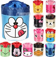 backpack lunch tote - Thermal Portable Insulated Waterproof Cooler Lunch Picnic Carry Tote Storage Bag lunch box lunch bag lunch box LJJH391