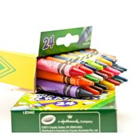 Wholesale New Crayola COLOR Fashion Gifts for Children Children Gifts Washable Crayons Free DHL