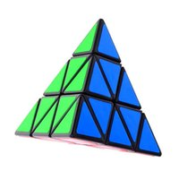 big pyramids - Shengshou Triangle Pyramid Pyraminx Magic Cube Puzzle Speed Cubes Educational Toy Special Toys