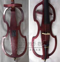 Wholesale Electric BARPQUE Cello Solid Wood Concert Tone