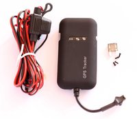 Wholesale Quad band GPS GSM GPRS Tracking SMS Real Time Vehicle Motorcycle Bike Monitor Tracker
