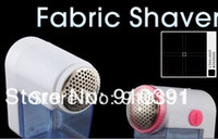 Wholesale Freeship EMS Retail pack MINI electric lint Remover as fuzz shaver Fabric knot cleaner for sweater trousers clothes care product