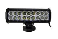 Wholesale New quot W CREE LED Work Light Bar SUV ATV WD Off road x4 Boat SUV UTE Off road SPOT FLOOD COMBO Beam V V lm WL