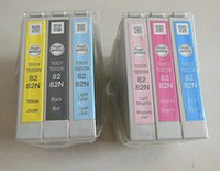 Wholesale original ink cartridge for epson laserjet printer R270 R290 R390 T50 T0821N T0826N