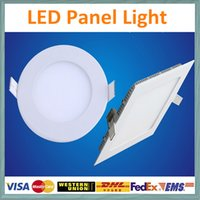 Cheap Led Panel Light 9W Best square led panel lights 21w