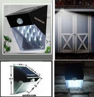 Cheap Wall Mount Garden Light Best Solar wall light