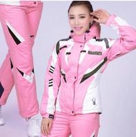 Suits ski suit women - Spider Ski suits women suit professional outdoor climbing wear ski clothing women jacket and pants