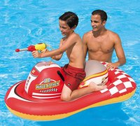 bestway inflatable - Bestway genuine original water gun mounts inflatable motorboat adult children can play