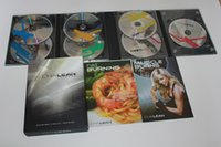 Wholesale EXTREME DVD CD CHALEAN women s fitness DVD with nutrition practice guide manual