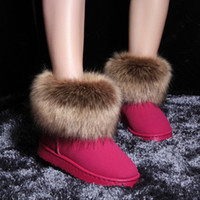 Wholesale Snow boots for women winter shoes zapatos mujer ankle boots new arrival fashion winter boots plus size botas femininas