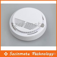 fire alarm - Home Security Wireless Smoke Detector Fire Alarm Sensor System