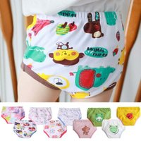 girls wear underwear - High quality Boys Girls Underwear Underpants Summer Baby Briefs Kids Wear Childrens Briefs