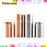 red monkey - Copper Prime Mod Hottest Clone Stainless Red Copper Prime Mod New Nine Machanical Mods Long tailed Monkey Mod for e Cigarette