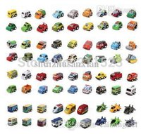 Wholesale 2016 girl boy children variety of Pull Back small mini cars toys gifts for baby kids pieces dopshipping