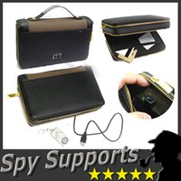 avi windows xp - Classic Spy Bag Wireless Remote Hidden Pinhole Video DVR Covert Camera Spy Gadget x pixels fps AVI Support Windows XP Vist WIN7