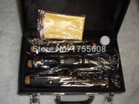 Wholesale 2014NEW YCL250 clarinete instrumento com CaseSHIPPING em todo o mundo a1113