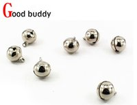 Wholesale New Special MM White pet bell Charm Pet Supplies copper bell cat dog bell
