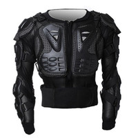 Wholesale Professional Motorcycle Riding Body Prtection Motorcross Racing Full Body Armor Spine Chest Protective Jacket Gear Guards Accessories