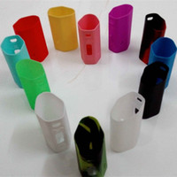 Wholesale Good quality Colorful Silicone case for Wismec RX200w wismec case silicone containers fit wismec reuleaux factory price