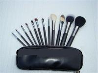 Wholesale HOT Makeup Brushes pieces Professional Makeup Brush set Kit set FREE GIFT