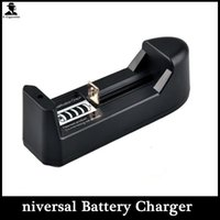 Wholesale 3 V Battery Charger Universal Battery Charger For Rechargeable Li ion Battery