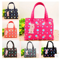 Wholesale 2015 new colors Dot Pattern Mother Baby Products Shoulder Bag Waterproof canvas fabric Large Capacity storage diaper bags backpacks R981